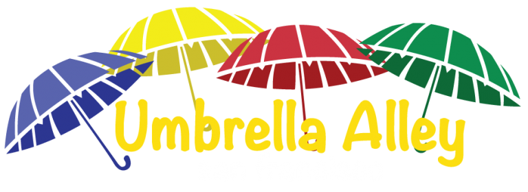Umbrella Alley San Francisco