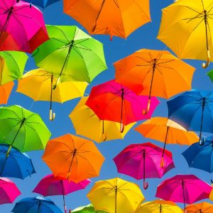 Umbrella Alley San Francisco